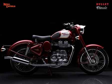 Royal Enfield Bullet Classic 500 cc