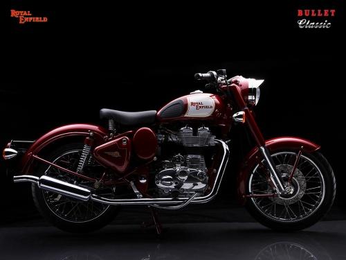 Royal Enfield Bullet Classic 500 cc
