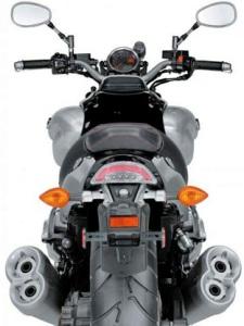 2009_Yamaha_V-Max_rear