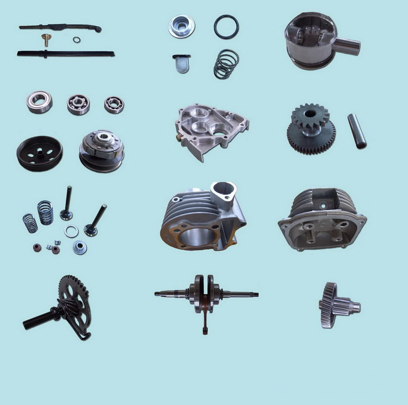 Electric bicycle parts diagram simple bicycle parts for How does a simple motor work