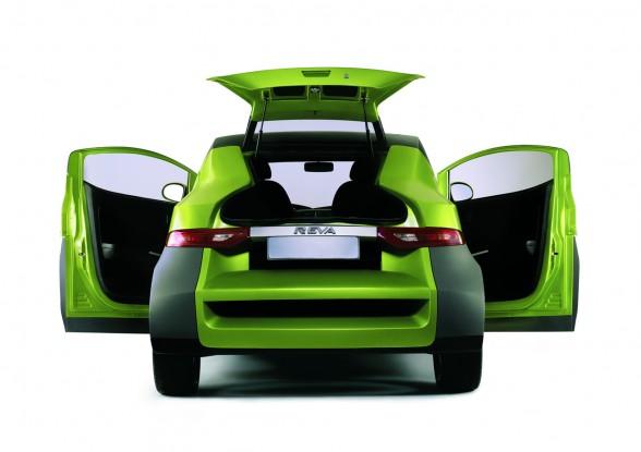 Reva Electric Car – Motorcycle and Car Reviews