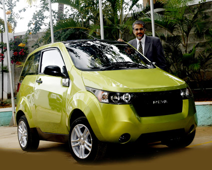 Reva Electric Car | Cars And Motorcycles
