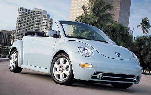 โฟล์คสวาเกน บีทเทิล (Volkswagen Beetle)