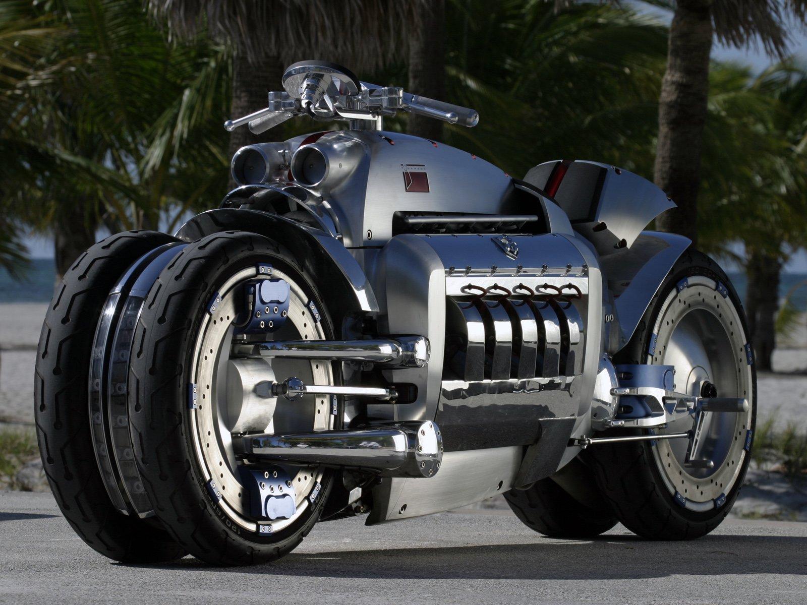 Dodge Tomahawk A Step Towards Making Terminator Salvation