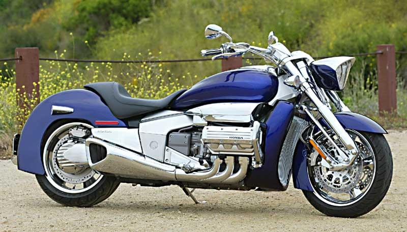 Kawasaki Vulcan Vs Honda Valkyrie Rune Cars And Motorcycles