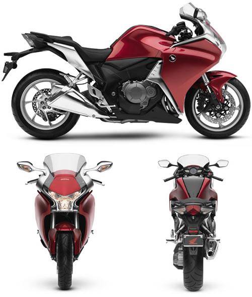 HONDA VFR1200F Sportbike