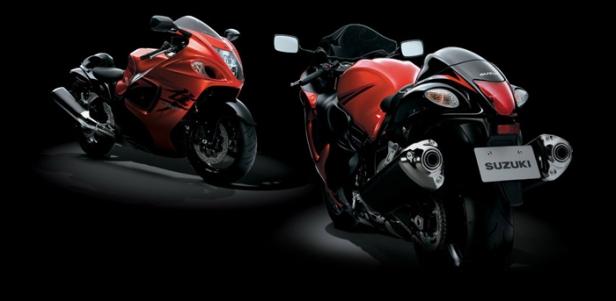 Comparison between Suzuki Hayabusa and Yamaha V-Max