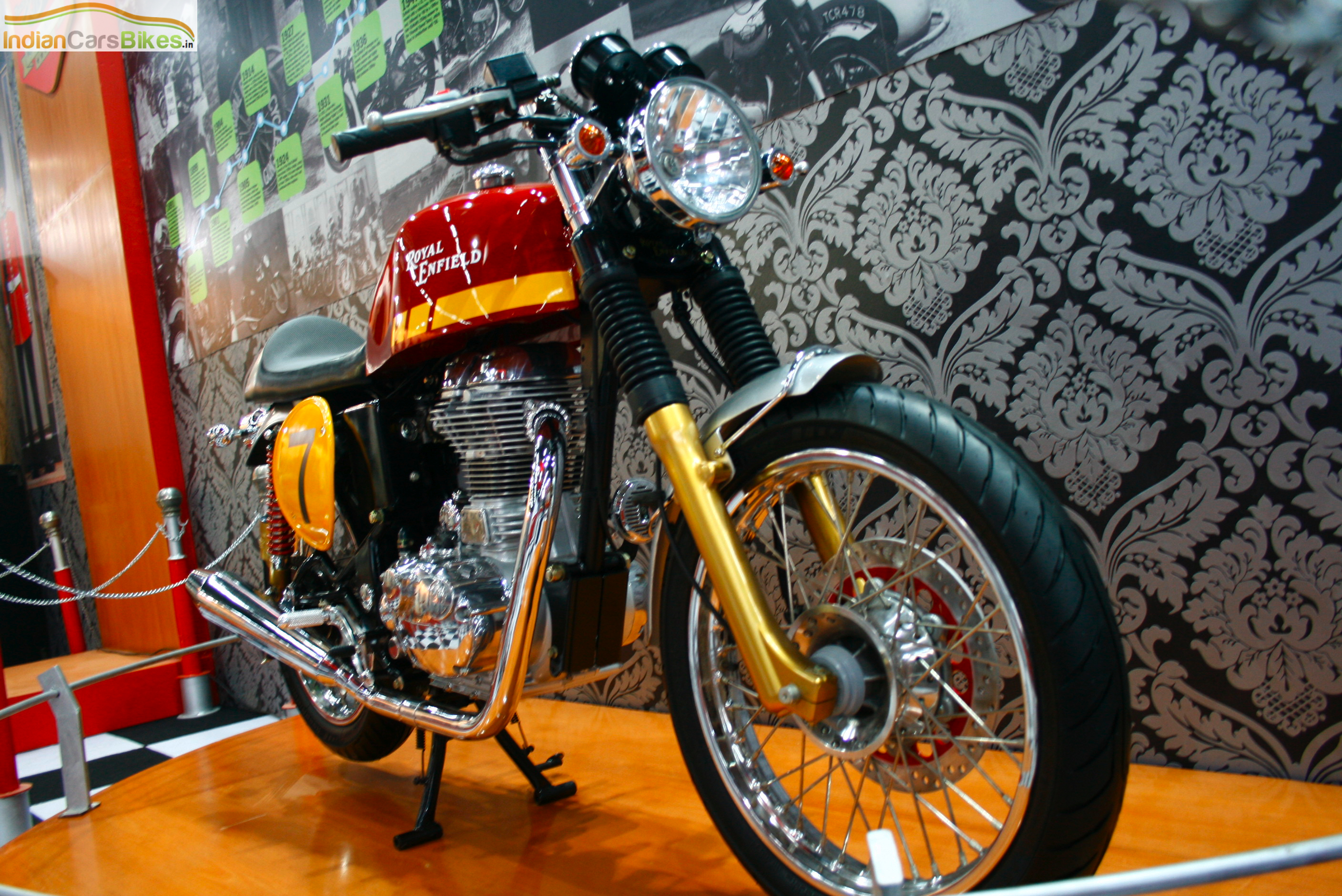 Royal Enfield Bullet Cafe Racer | Cars And Motorcycles