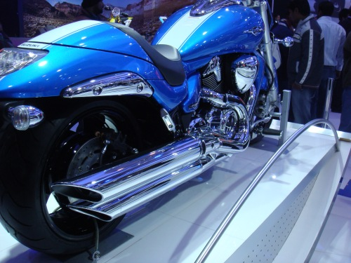 Suzuki Intruder M1800RZ Limited Edition