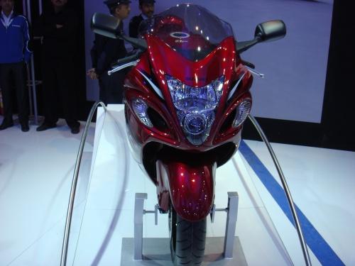 Suzuki Hayabusa 2012