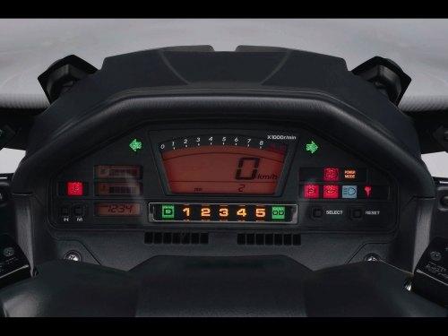 2010 Suzuki Burgman 650 Exec ABS 3