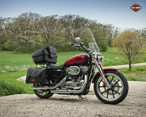 2012 Harley Davidson Superlow 883