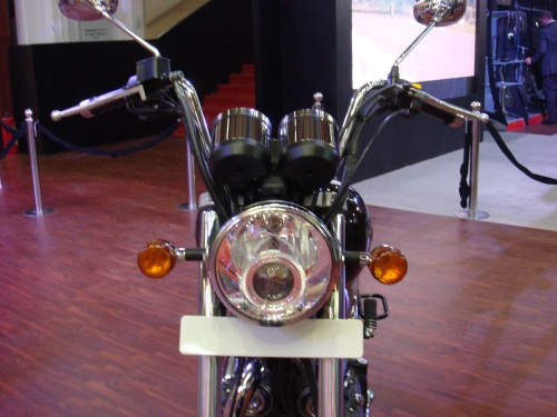 Thunderbird 500 Headlight