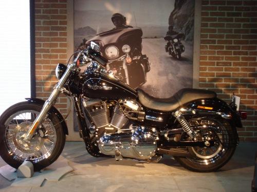 Harley Davidson Super Glide Custom
