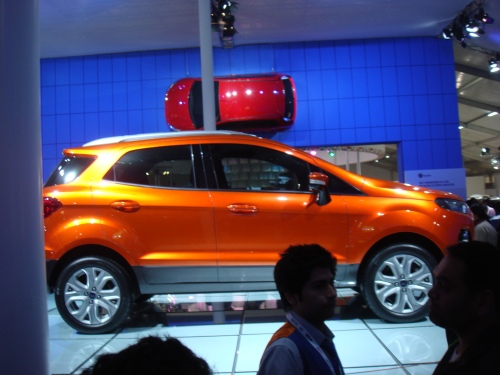 Ford EcoSport Compact SUV