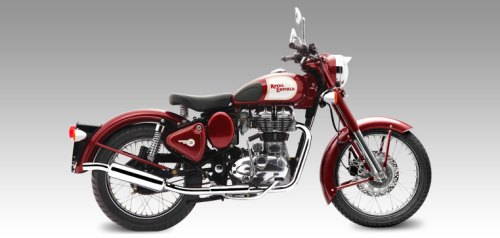 Royal Enfield Classic Red
