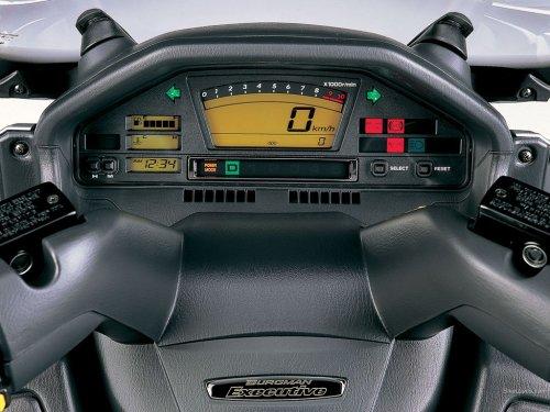 2010 Suzuki Burgman 650 Exec ABS