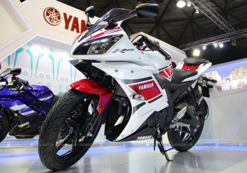 Yamaha R15 V.2 Limited Edition WGP
