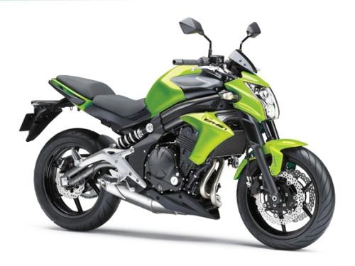 2012 Kawasaki er-6n