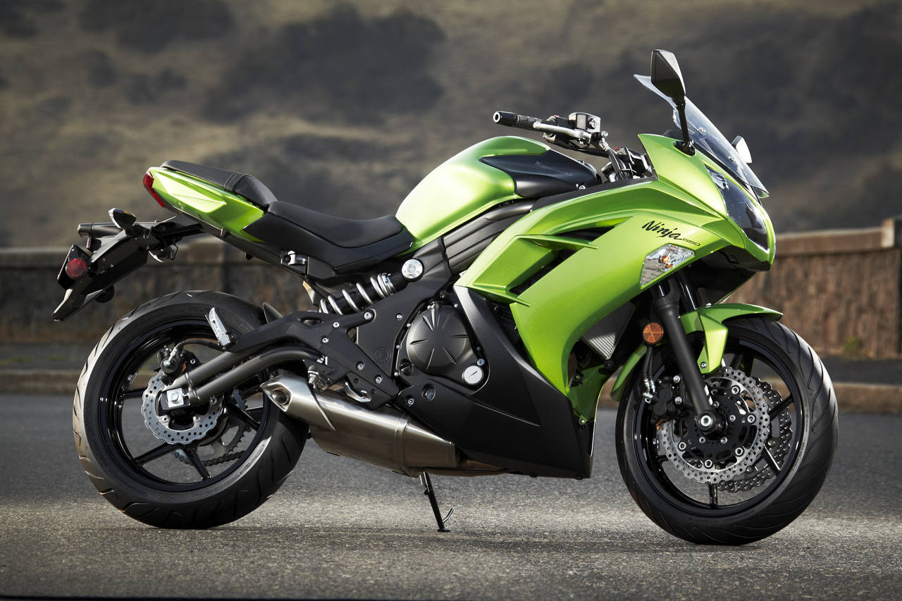 2012 Ninja 650r Price 2012 Kawasaki Ninja 650r to be