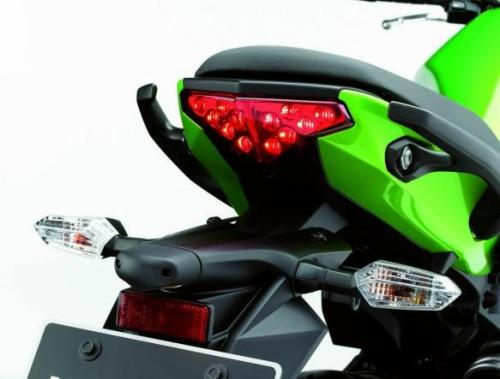 2012 Kawasaki Ninja 650R Tail Light