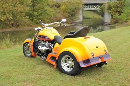 Boss Hoss 32 Coupe Model Trike