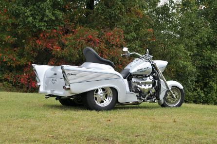Boss Hoss 57 Chevy Model Trike