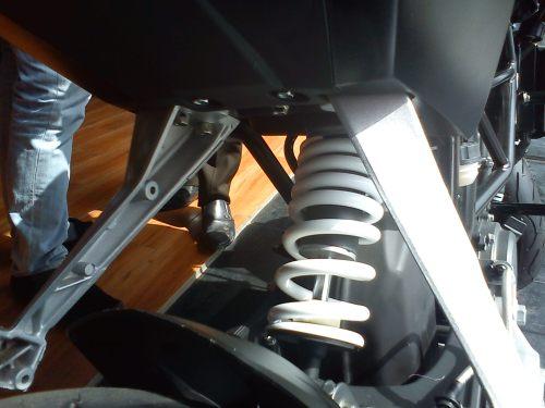 KTM Duke 200 Monoshocks