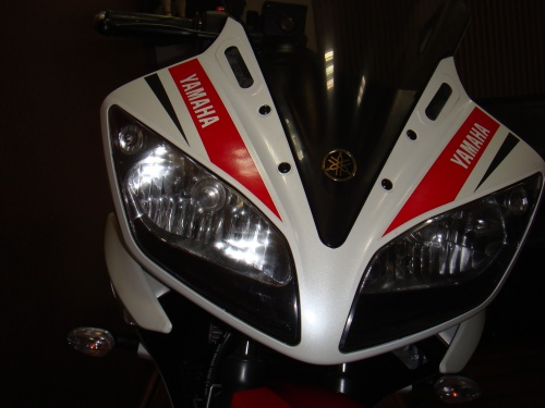 R15 WGP 50th Anniversary Limited Edition