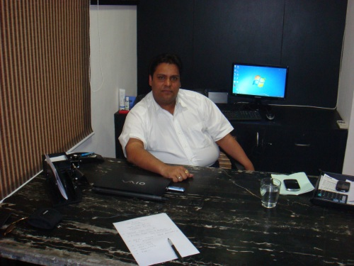 Mr Puneet Gupta, Director Hot Wheels Yamaha, Ludhiana