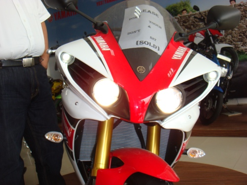 R1 WGP 50th Anniversary Limited Edition