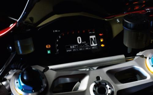 Ducati 1199 Panigale Digital Console 16