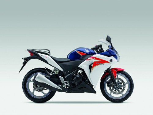 Honda CBR250R Upgrade