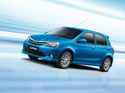 Toyota Liva