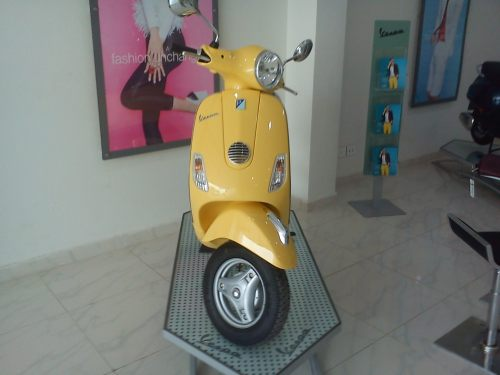Vespa LX125