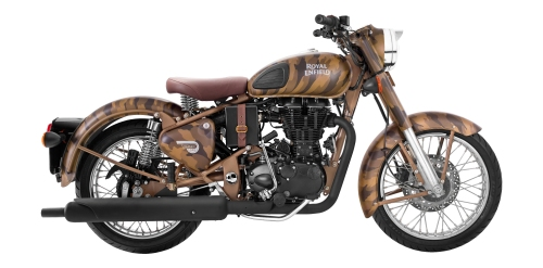 Royal Enfield Desert Storm Despatch 500cc
