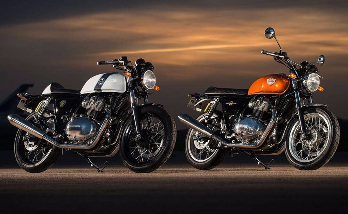 Royal Enfield Continental GT And Interceptor 650 LIVE UPDATE